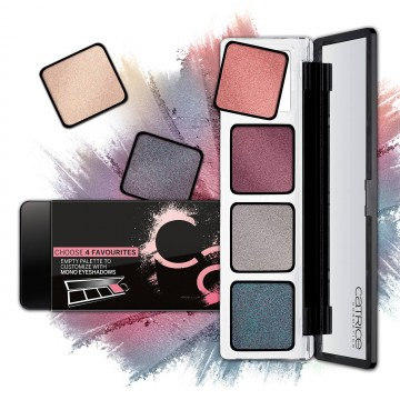 Poze Fard de ochi Catrice Art Couleurs Eyeshadow 130 Mr. Grey And Me