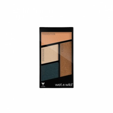 Poze Fard de ochi Wet n Wild Color Icon Eyeshadow Quads - Hooked on Vinyl