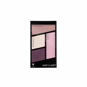 Poze Fard de ochi Wet n Wild Color Icon Eyeshadow Quads - Petalette
