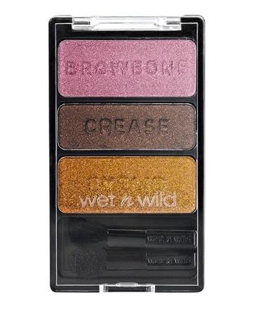 Fard de pleoape Wet n Wild Color Icon Eyeshadow Trio I'm Getting Sunburned, 3.5 g
