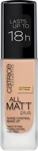 Poze Fond de ten Catrice All Matt Plus Shine Control Make Up 027