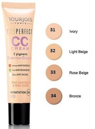 Poze Fond de ten CC Cream 33