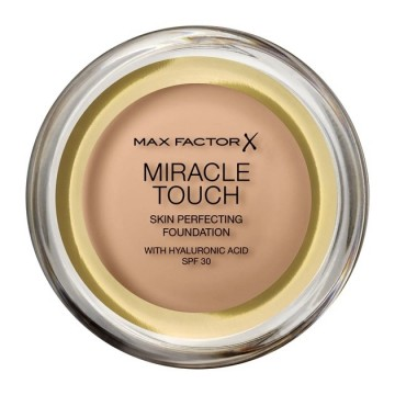 Poze Fond de ten Max Factor Miracle Touch Foundation 75 Golden