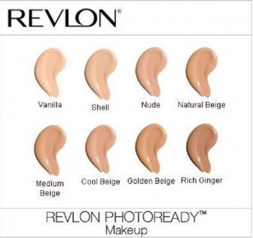 Poze Fond de ten Revlon PhotoReady Insta-Fix 130 Shell