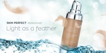 Fond de ten Seventeen Skin Perfect Ultra Coverage Waterproof Foundation  No 04