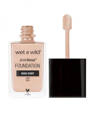 Poze Fond de ten Wet n Wild Photo Focus Foundation 364  Rose Ivory