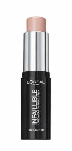 Poze Iluminator stick L'Oreal Paris Infaillible Shaping Stick 502 Gold is Cold - 9g