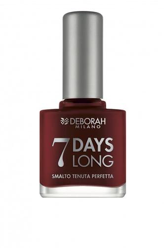 """Lac de unghii Deborah """"7 Days Long"""" Nail Enamel 161, 11 ml"""