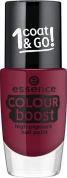 Poze Lac de unghii Essence colour boost high pigment nail paint 09