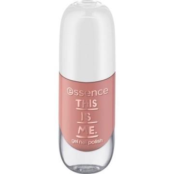 Lac de unghii essence this is me. gel nail polish 09