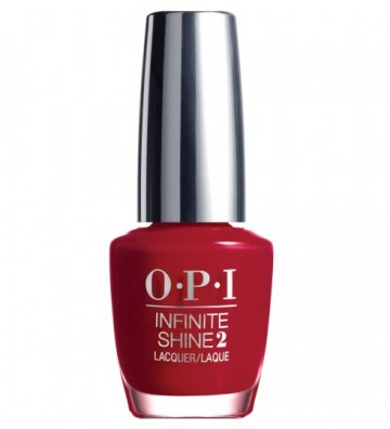 Poze Lac de unghii OPI  INFINITE SHINE - Relentless Ruby