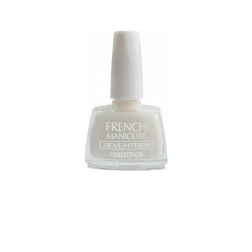 Lac de unghii Seventeen FRENCH MANICURE COLLECTION White tip color