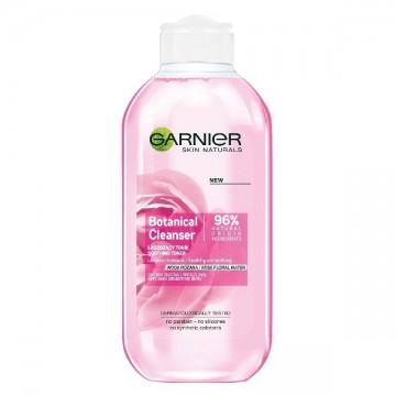 Poze Lotiune tonica cu Apa de Trandafir Garnier Skin Naturals pentru ten uscat si sensibil 200 ml