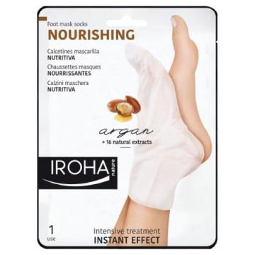Masca pentru picioare Iroha Foot Mask Socks Nourishing Argan