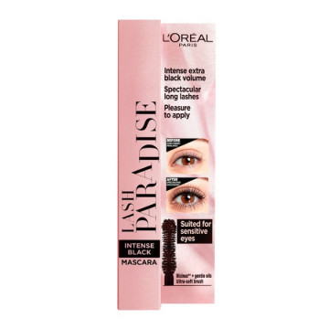 Mascara L'Oreal Paris Lash Paradise intense Black 9ml,