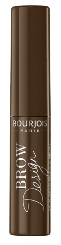 Mascara pentru sprancene Broujois Brow Design  Gel Mascara 002 Chatain