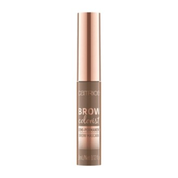 Poze Mascara semipermanenta pentru sprancene Catrice BROW COLORIST SEMI-PERMANENT BROW MASCARA 015