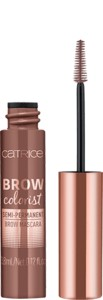 Mascara semipermanenta pentru sprancene Catrice Brow Colorist Semi-Permanent Brow Mascara 020 Medium
