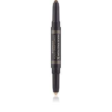 Max Factor Contour Stick Eyeshadow 02 Warm Taupe & Amber Brown