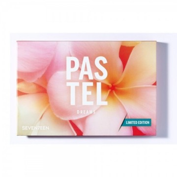 Paleta Seventeen Editie Limitata PASTEL DREAMS PALETTE
