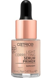 Poze Primer Catrice Light Correcting Serum Primer 020 Sunlight