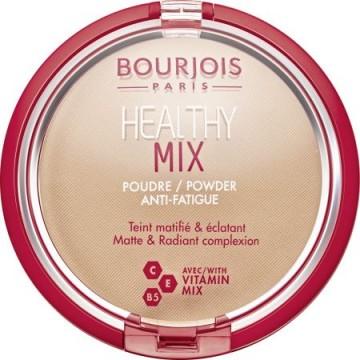 Poze Pudra compacta Bourjois Healthy Mix, 003 Dark Beige, 11 g