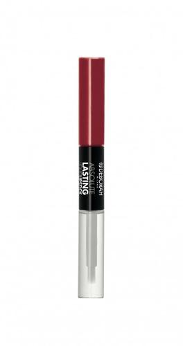 Poze Ruj lichid Deborah Absolute Lasting Liquid Lipstick 10 Fire Red, 8 ml