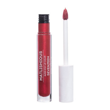 Ruj mat Seventeen MATLISHIOUS SUPER STAY LIP COLOR No 11