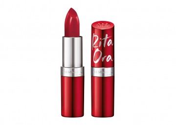 Poze Ruj Rimmel Lasting Finish By Rita Ora 002 Red Instinct Editie Limitata