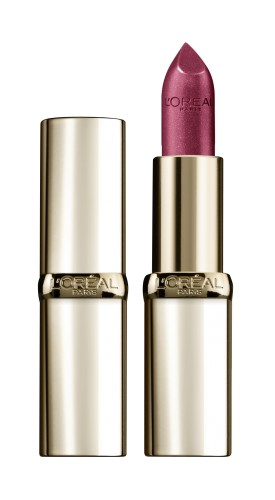 Poze Ruj satinat L'Oreal Paris Color Riche 265 Rose Perle - 4.8g