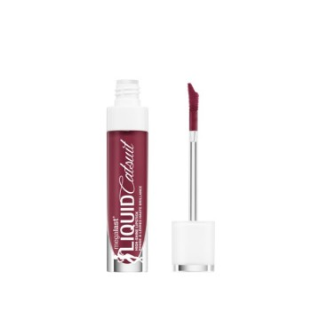 Poze Ruj Wet n Wild MegaLast Liquid Cat.High-Shine Lipstick Wine Is The Answer 5,7 gr