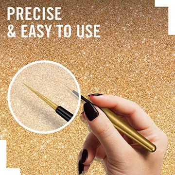 Poze Tus Rimmel INK ME GLAM, 002 Gold Gang, 3.5 ml