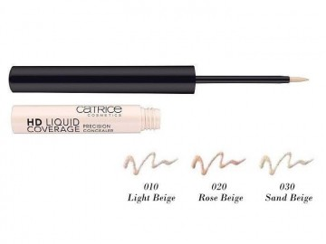 Poze Anticercan Catrice HD Liquid Coverage Precision Concealer 030 Sand Beige