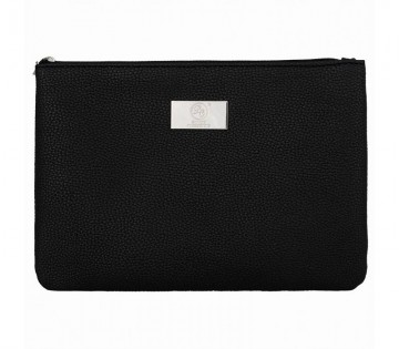 Poze Boozy Cosmetics Black Large Pouch