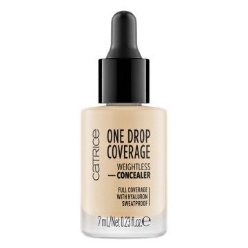 Poze Corector Catrice ONE DROP COVERAGE WEIGHTLESS CONCEALER 005 Light Natural