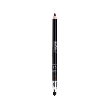 Creion de ochi RADIANT SOFT LINE WTP EYE PENCIL No 03 - CHOCOLATE