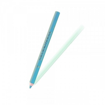Poze Creion de Ochi Seventeen Super Smooth WTP Eye Liner No 46 -Indian Turquoise