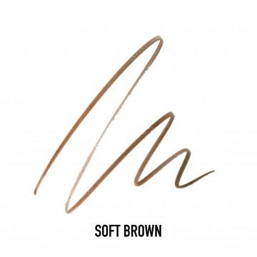 Creion pentru sprancene Max Factor Brow Shaper  20 Brown