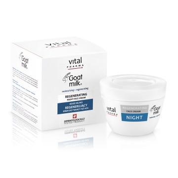 Crema Regeneranta de noapte Vital Pharma DERMATO 50ml