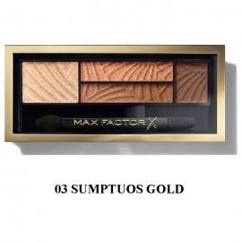 Fard de ochi Max Factor Smokey Eye Drama Shadow 03 Sumptuos Gold
