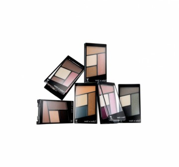 Fard de ochi Wet n Wild Color Icon Eyeshadow Quads - Petalette