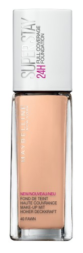 Poze Fond de ten lichid Maybelline New York Superstay 24H cu acoperire ridicata 40 Fawn 30ml