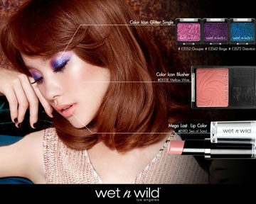 Glitter Wet n Wild Color Icon Glitter Single Vices, 1.4 g