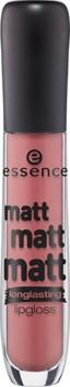 Gloss de buze mat Essence matt matt matt lipgloss 02 5ml