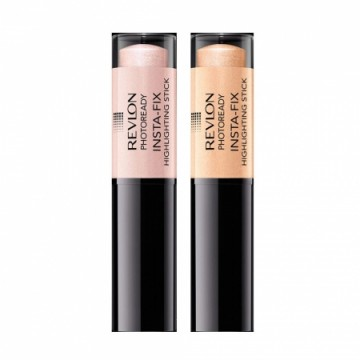 Poze Iluminator Revlon Photoready INSTAFIX Highlighting Stick 001 Pink Light
