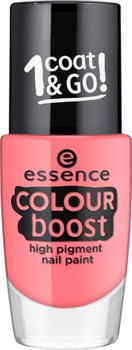 Poze Lac de unghii Essence colour boost high pigment nail paint 02