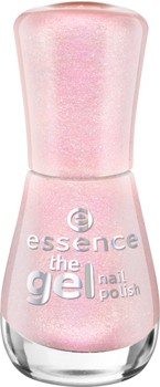 Poze Lac de unghii Essence  THE GEL NAIL POLISH 111 Rainbow with sprinkles