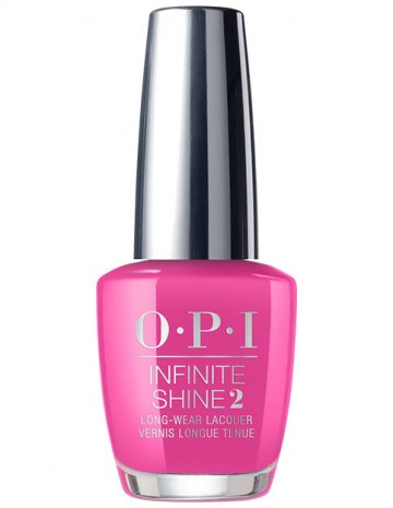 Poze Lac de unghii OPI Infinit Shine - LISABON No TurnBack From Pink Street