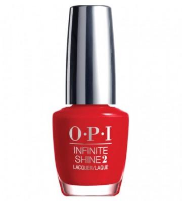 Poze Lac de unghii OPI INFINITE SHINE - Unequivocally Crimson