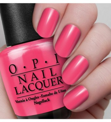 Poze Lac de unghii OPI NAIL LACQUER - Charged Up Cherry